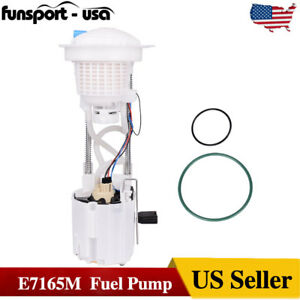E7165m Fuel Pump Module Assembly In Tank Fits Dodge Ram 1500 2500 3500 Pickup