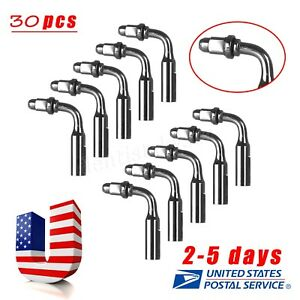 30 Us Dental Ultrasonic Scaler Endodontic Endo Tips Ed2 For Dte Satelec Sctt