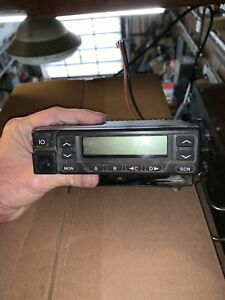 Kenwood Tk 880 Uhf Mobile Radio