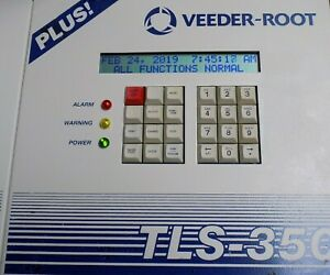 Veeder root Gilbarco Tls 350 Plus Console With Printer 4 probe Module