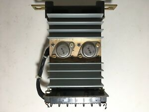 General Electric Ic3603a280b Heat Sink Asm Rectifier Assembly Nos