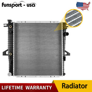 Radiator For Ford Mazda Explorer Ranger B3000 B4000 3 0l 4 0l V6 2173 Fast