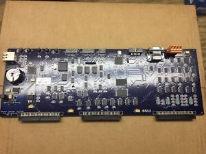 Galaxy Control Systems 508i Access Control Panel Revision D