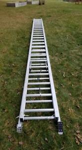 Werner D548 2 48 Ft 300lb Rated Aluminum Extension Ladder