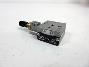 Newport 461 Crossed roller Bearing X Linear Stage Ultralign 461 x