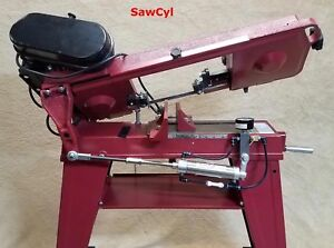 Band Saw Hydraulic Down Feed With Pressure Gage For Harbor Freight Jet More