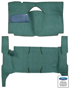 Fits 1959 Edsel Ranger 4dr Sedan Power Seats Loop Carpet