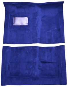 Fits 1975 Plymouth Roadrunner Auto Cutpile Carpet