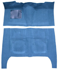 Fits 1960 1962 Ford Country Sedan 4dr Flat Front Loop Carpet
