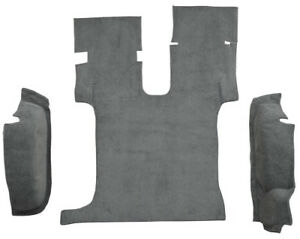 Fits 1986 1995 Suzuki Samurai Cargo Area With Roll Bar Cutout Cutpile Carpet