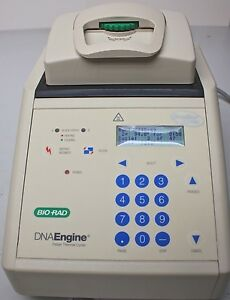 Bio rad Mj Research Ptc 200 Thermal Cycler Dna Engine Gradient 96 well Block
