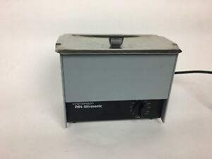 Patterson Pa4 Dental Ultrasonic Cleaner For Instrument Cleaning