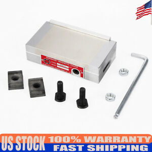 100 175mm Magnetic Chuck 100n 120n Force Strong Permanent Magnet Sucker