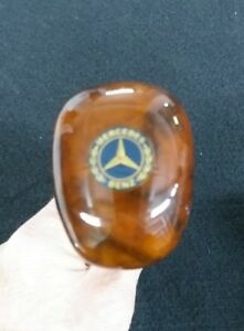 For Mercedes Benz Gear Shift Knob Walnut Automatic W126 Coupe S Class 81 1991
