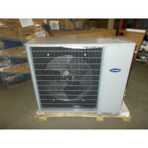 Carrier 38qrf036 601 3 Ton Split system Heat Pump 13 Seer 3 phase R 410a