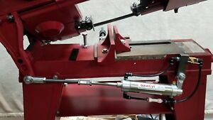 Band Saw Hydraulic Down Feed Without Pressure Gage For Harbor Freight Jet More