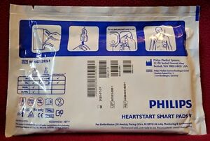 New Philips Heartstart Smart Pads Ii Fr2 Frx 989803139261 Exp 07 31 2020