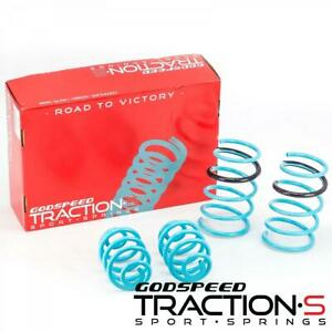 Godspeed Traction s Lowering Springs For Bmw 3 Series 1992 1998 e36