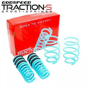 For Camaro V6 turbo 16 up Godspeed ls ts ct 0014 Traction s Lowering Springs
