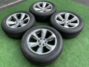 Dodge Ram 1500 Wheels Tires 2019 Factory Forged Polished Strongest Wheels