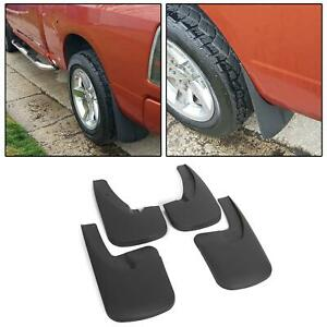 For Dodge Ram 1500 2500 3500 2009 18 Pickup Splash Guards Mud Flaps Front rear