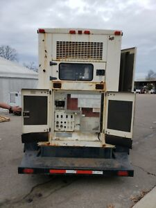 350 Kw Caterpillar Diesel Generator Portable Cat Genset Load Bank Tested