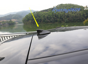 Real Carbon Fiber Roof Shark Fin Antenna Cover For Nx200 Nx200t Nx300h 2015 2018