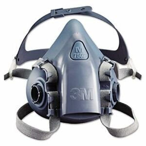 3m Half Facepiece Respirator 7500 Series Reusable mmm7502