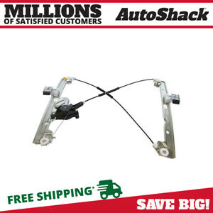 Front Passenger Power Window Regulator With Motor For Chevy Silverado 1500 5 3l