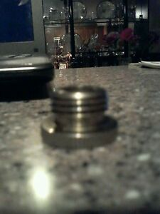 4 Custom Made For You 303 Stainless Steel Knurl Thumb Screws Frm 8 32 to1 2 x13