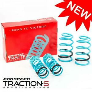For Mazda 3 03 08 Lowering Springs Traction s By Godspeed Ls ts ma 0002