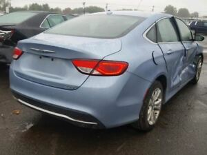 Automatic Transmission 15 Chrysler 200 With Auto Engine Stop Start 340999