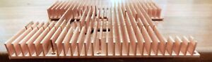 1 Solid Copper Heat Sink hard To Find