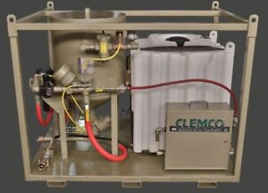 Clemco 28635 Wet Blast Flex Package Unit Low Pressure free Shipping