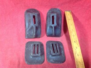 1937 Ford 1938 1939 1940 Ford Car Truck Coupe Conv Set Bumper Arm Grommets