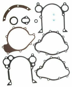 1961 1981 Pontiac 301 455 V8 Engine Timing Cover Gasket Set Mahle Original Jv877
