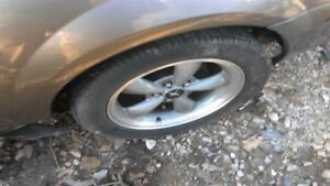 Wheel 17x8 5 Spoke Gt With Exposed Lug Nuts Fits 94 04 Mustang 564610