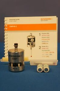 Renishaw Haas Fanuc Omp40 2 Machine Tool Probe Fully Tested 90 Day Warranty