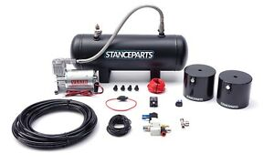 Stanceparts Air Lift System Front Kit For 22mm Kw Coilovers Ride Bmw Amg Porsche