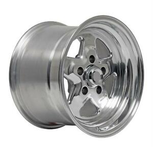 Ultra Wheel 521 Octane 15x10 5x4 3 4 Alum 1 Piece Polished Pair Wheels 521 5162p