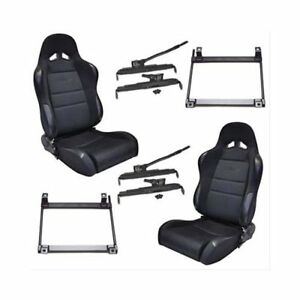 Summit Racing Seat And Seat Bracket Pro Pack 27 0017