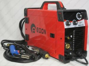 Edon Mig 315 Welding Semi automatic Machine mma 7200w Professional New Igbt