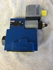 Rexroth Bosch Proportional Valve Dree 10 60 315ymg24k31a1m R901278309