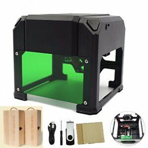 1500mw Usb Mini Laser Engraver Diy Printer Carver Logo Engraving Cutter Machine