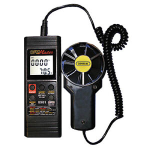 General Dcfm8901 Digital Two Piece Air Flow Meter