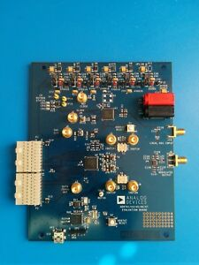 Analog Devices Ad9743 Eval Board