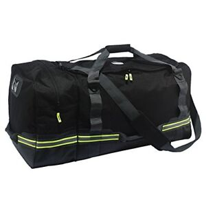 Ergodyne Arsenal 5008 Firefighter Turnout Gear And Safety Duffel Bag black