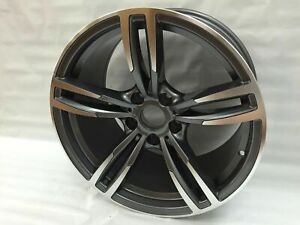 19 2017 Accord Sport Style Wheels Rims Black Fits Honda Accord Ex Lx Lx s V6 N