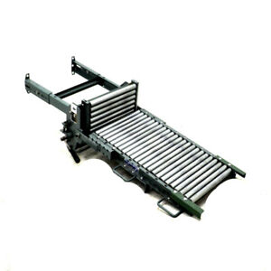 Interlake Br0038 20 Gravity Conveyor Spring Gate Section Passthrough