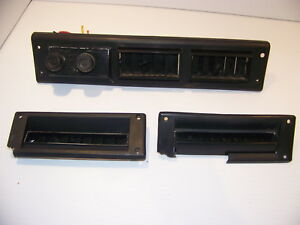 1979 Dodge Power Wagon Dealer Installed A C Vents Ara Controls Truck 1978 77